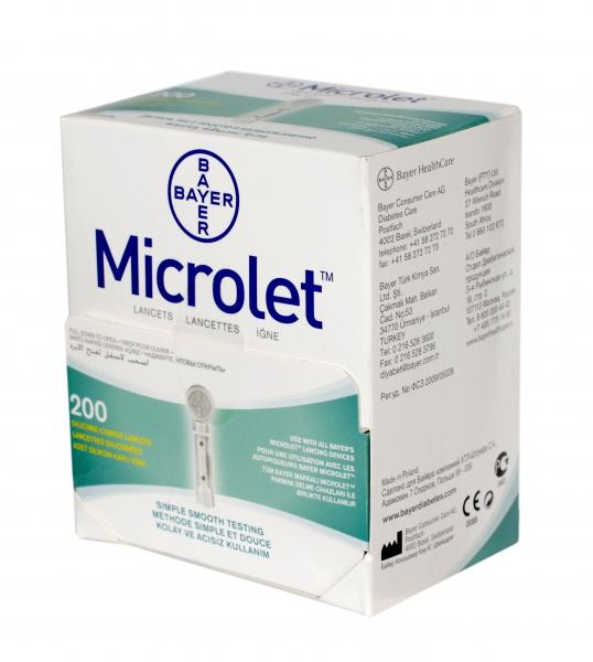 Аксессуар Bayer Microlet № 200<br>