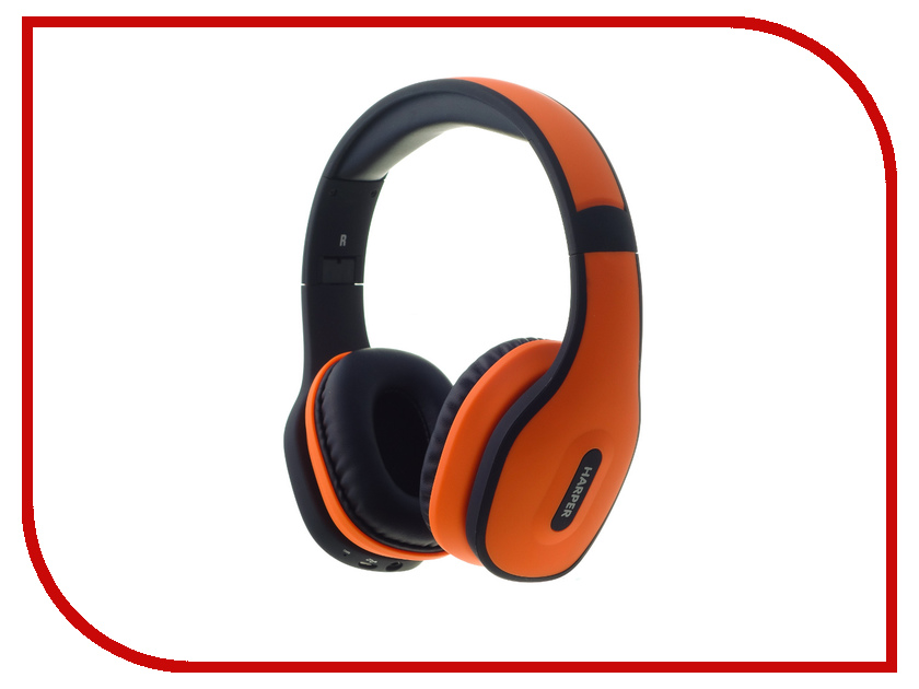 Гарнитура HARPER HB-401 Orange<br>