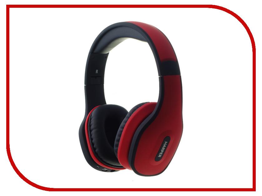 Гарнитура Harper HB-401 Red очки гарнитура harper hb 600 белый