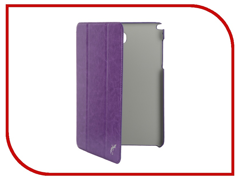 Аксессуар Чехол Samsung Galaxy Tab A 8 G-Case Slim Premium Purple GG-589 samsung кабель samsung ecc1dp0ube g tab