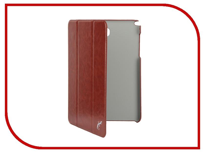 Аксессуар Чехол Samsung Galaxy Tab A 8 G-Case Slim Premium Brown GG-584 samsung кабель samsung ecc1dp0ube g tab