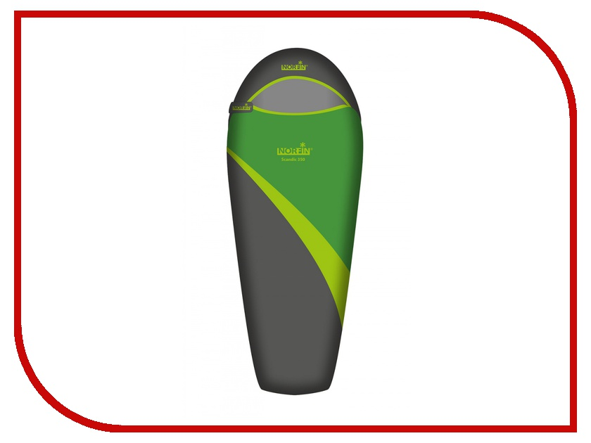 Cпальный мешок Norfin Scandic 350 NF L NF-30105