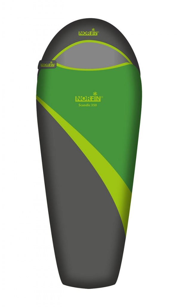 Cпальный мешок Norfin Scandic 350 NF L NF-30105 цена 2017