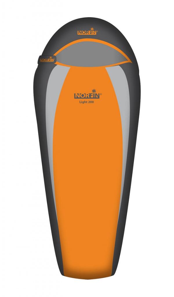 Cпальный мешок Norfin Light 200 NS R NS-30104