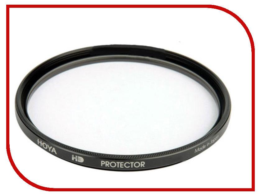 Светофильтр HOYA HD Protector 77mm 76739 светофильтр hoya fusion antistatic uv 0 77mm 82919