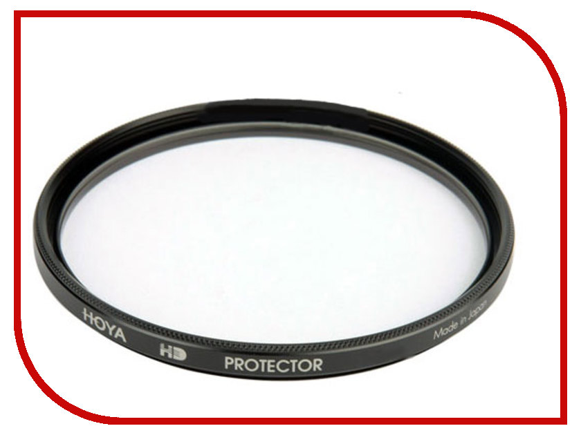 Светофильтр HOYA HD Protector 52mm 76735 светофильтр hoya half nd x4 52mm 76082