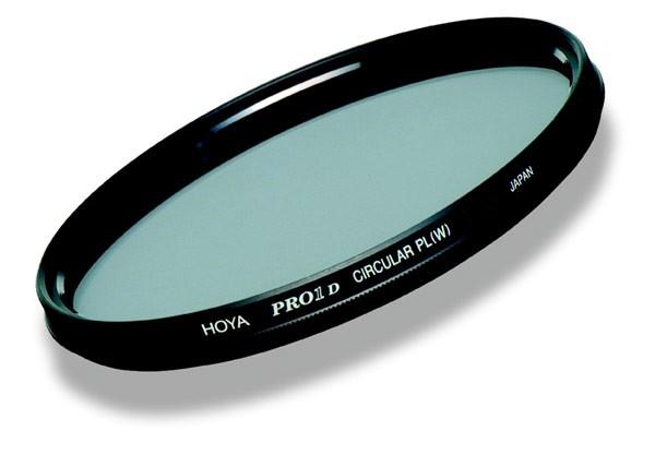 Светофильтр HOYA Pro 1D Circular-PL 58mm 24066040565