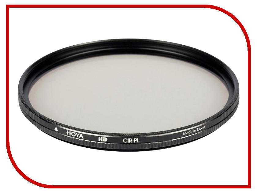 Zakazat.ru: Светофильтр HOYA HD Circular-PL 77mm 76756
