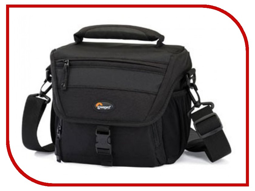 Сумка LowePro Nova 160 AW Black сумка lowepro apex 120 aw black