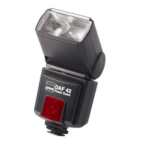 Вспышка Doerr D-AF-42 Power Zoom Flash Pentax (D371004)