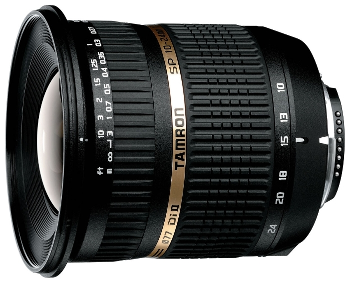 Объектив Tamron SP AF 10-24mm F/3.5-4.5 Di II LD Aspherical [IF] Canon EF-S<br>