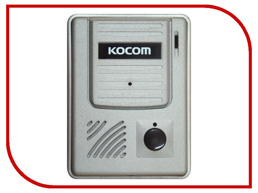 Вызывная панель Kocom KC-MC35<br>