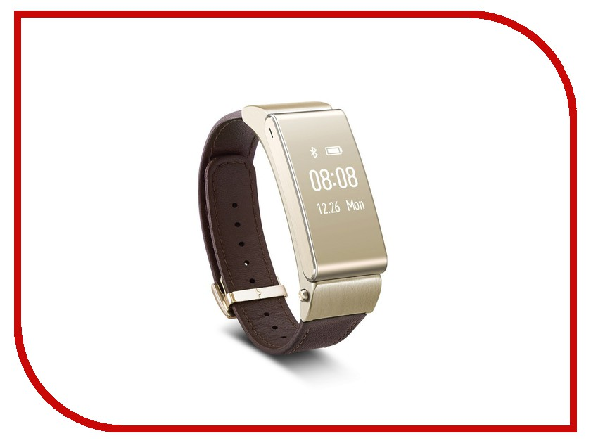 Умный браслет Huawei TalkBand B2 Premium Gold