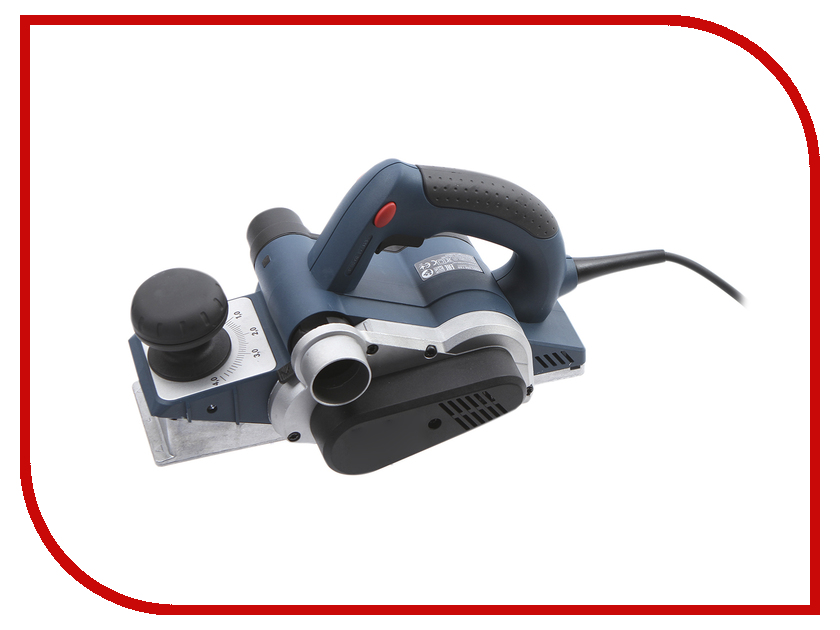 Рубанок Bosch GHO 40-82 C рубанок электрический gho 6500 650 вт 82 мм bosch