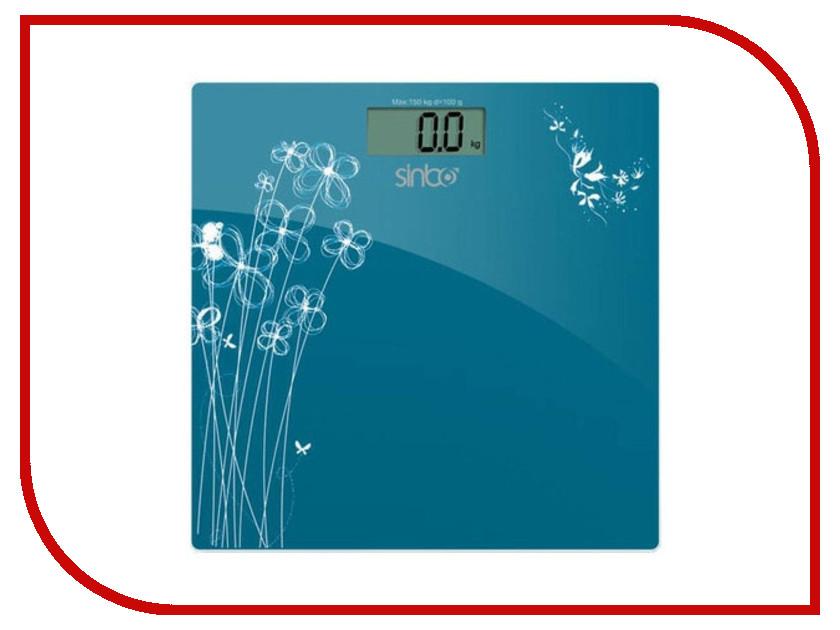 Весы Sinbo SBS-4429 BU Blue