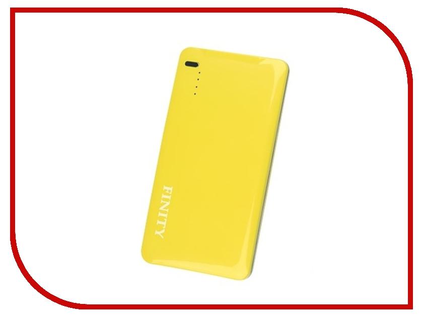 Аккумулятор Finity 5000 mAh Yellow<br>