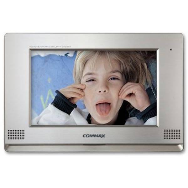 Видеодомофон Commax CDP-1020AD Silver cdp 500