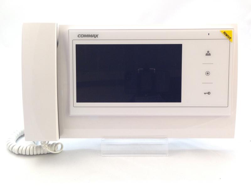 Видеодомофон Commax CDV-70KM White<br>
