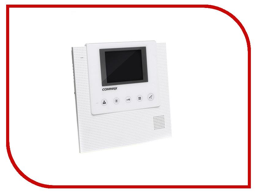 Видеодомофон Commax CDV-35U White