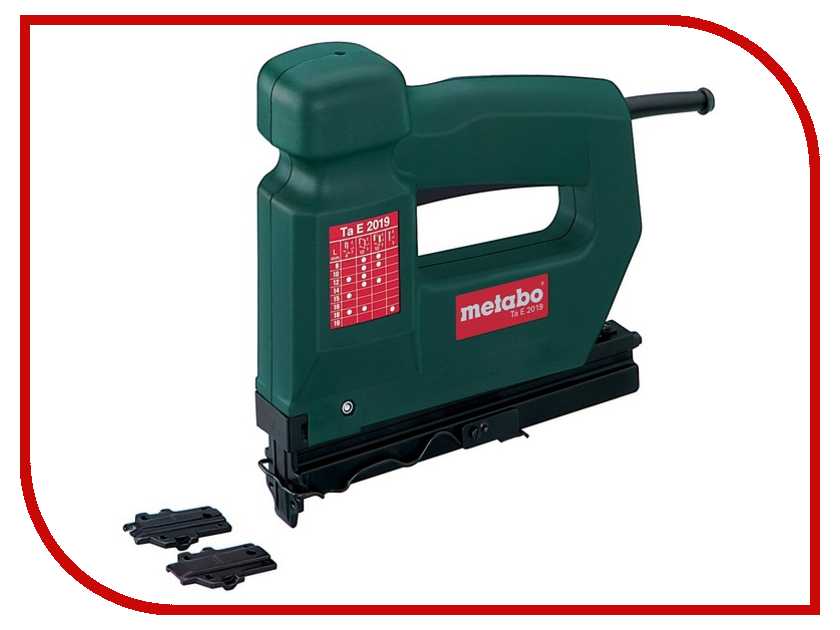 Степлер Metabo TaE 2019 602019000<br>