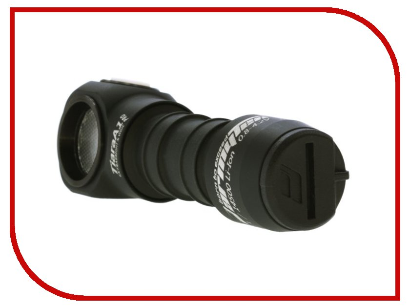 Фонарь ArmyTek Tiara A1 Pro v2 Black<br>