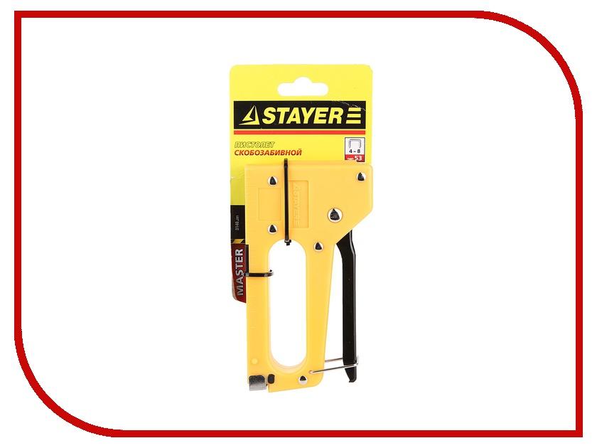 Степлер Stayer MASTER 3140_z01 набор ключей комбинированных stayer master 27085 h6