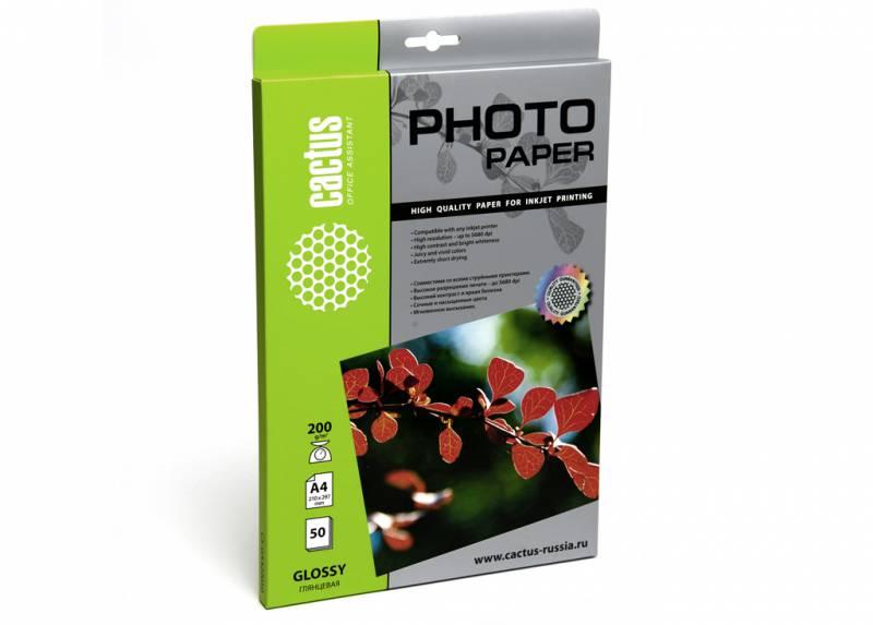 Фотобумага Cactus CS-GA420050