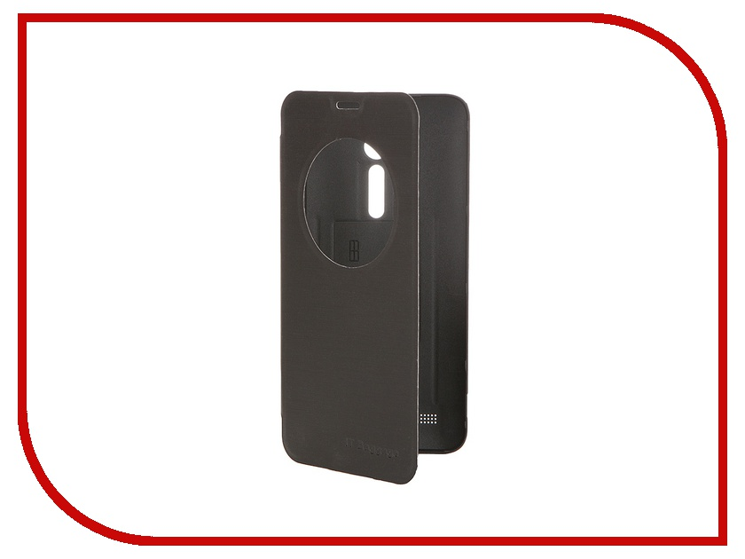 Аксессуар Чехол ASUS ZenFone 2 IT Baggage Black ITASZ2-1<br>