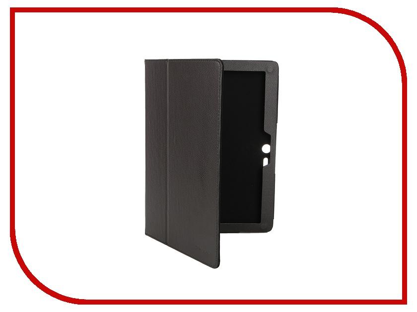 Аксессуар Чехол Lenovo Tab 2 A10-70 10.0 IT Baggage иск. кожа Black ITLN2A102-1<br>