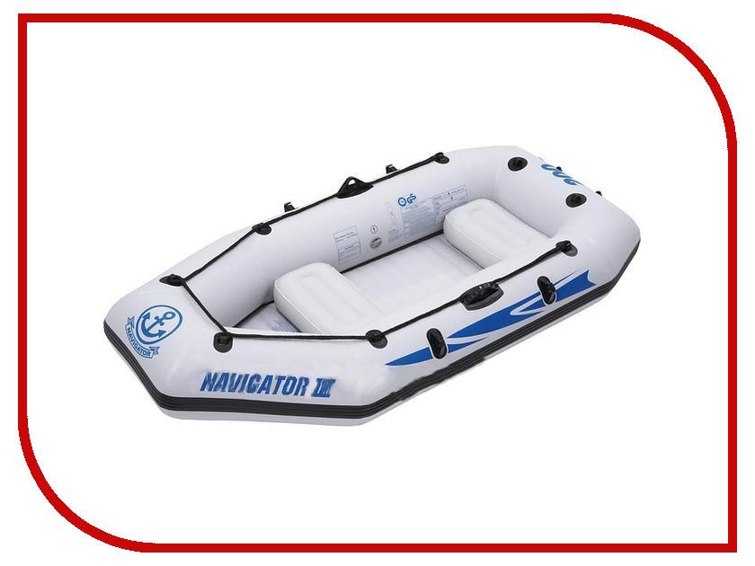 Лодка Jilong Cheyenne III 200 JL007111N надувная лодка с алюминиевыми веслами и насосом jilong cheyenne iii 400 set 284х132х38см jl007108n