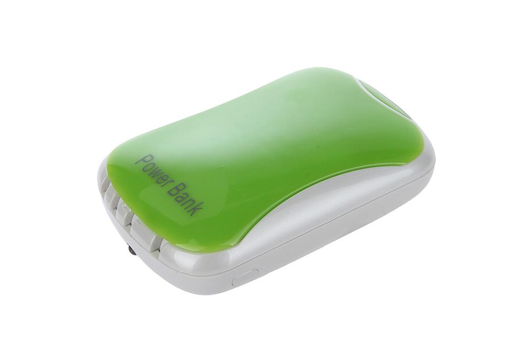 Аккумулятор GlobusGPS GL-PB4 10000 mAh Green