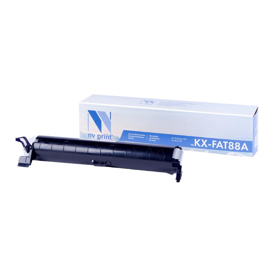Аксессуар NV Print Panasonic KX-FAT88A для KX/FL-403/413 2000k