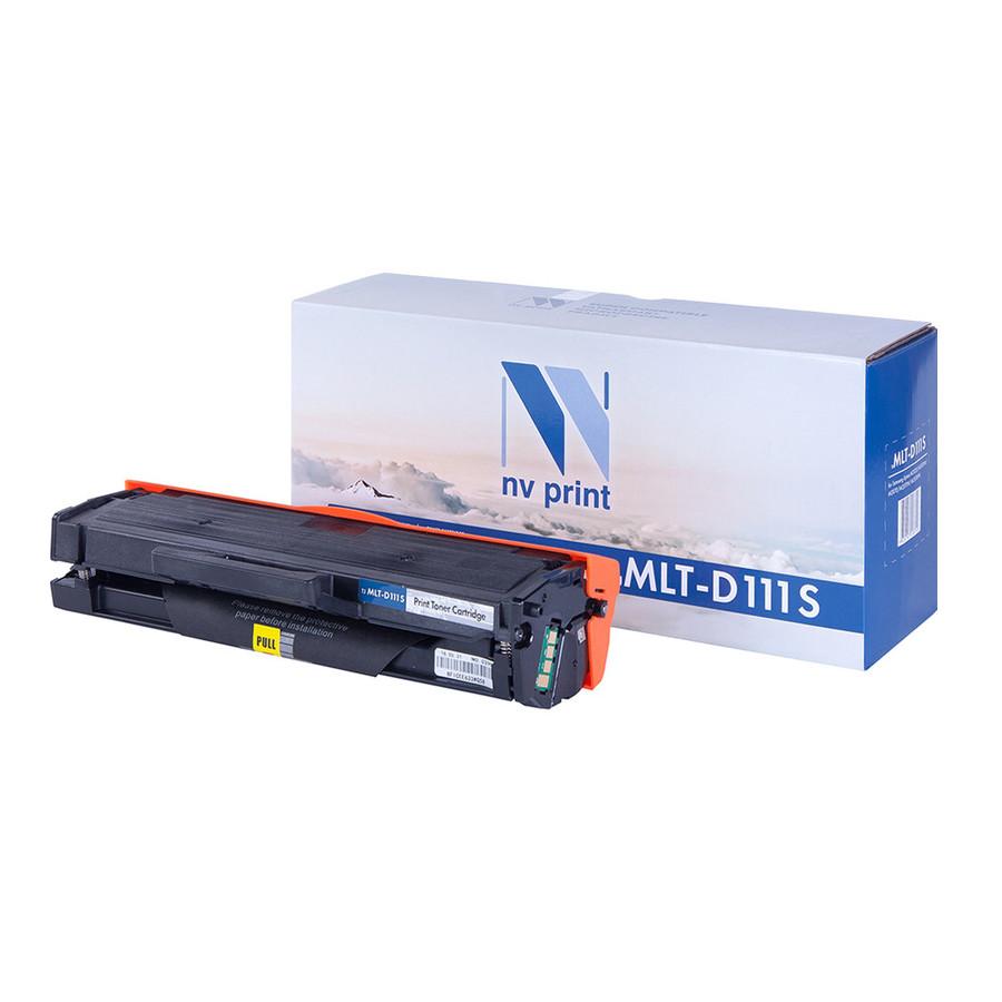 Картридж NV Print Samsung MLT-D111S для Xpress M2020/M2020W/M2070/M2070W/M2070FW 1000k 1 8k page toner cartridge mlt d111s mlt d111s d111l for samsung xpress m2020 m2020w m2026 m2070fw m2070w m2070 m2022w 2 pk