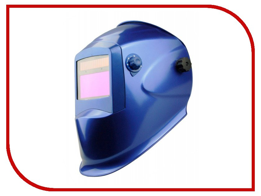 Маска сварщика FoxWeld КОРУНД-2 Blue цена и фото