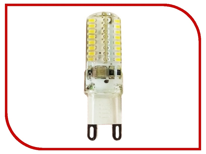 Лампочка Leek LED G9 LE JCD 3W 4000K LE010510-0012<br>