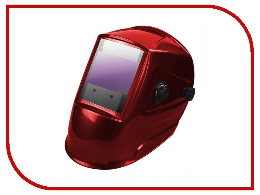Маска сварщика FoxWeld GEFEST Red маска сварщика со стеклом с5 foxweld корунд черная 3389