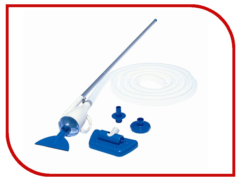 Набор для чистки бассейна BestWay 58212 робот для чистки бассейна zodiac vortex ov 3400 2wd