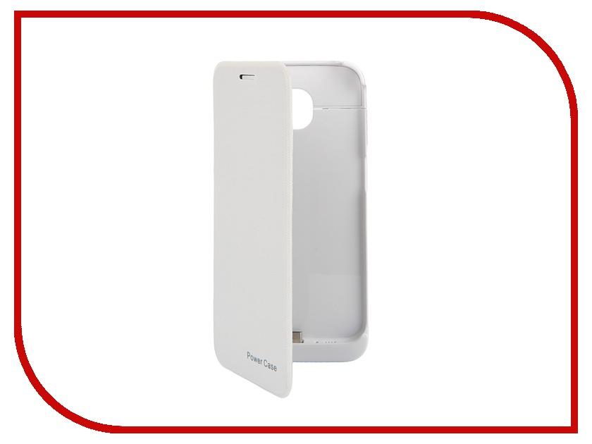 ��������� ����� � ������������� Samsung Galaxy S6/S6 Edge 4200mAh Palmexx White PX/SAM S6 EXT BK WH