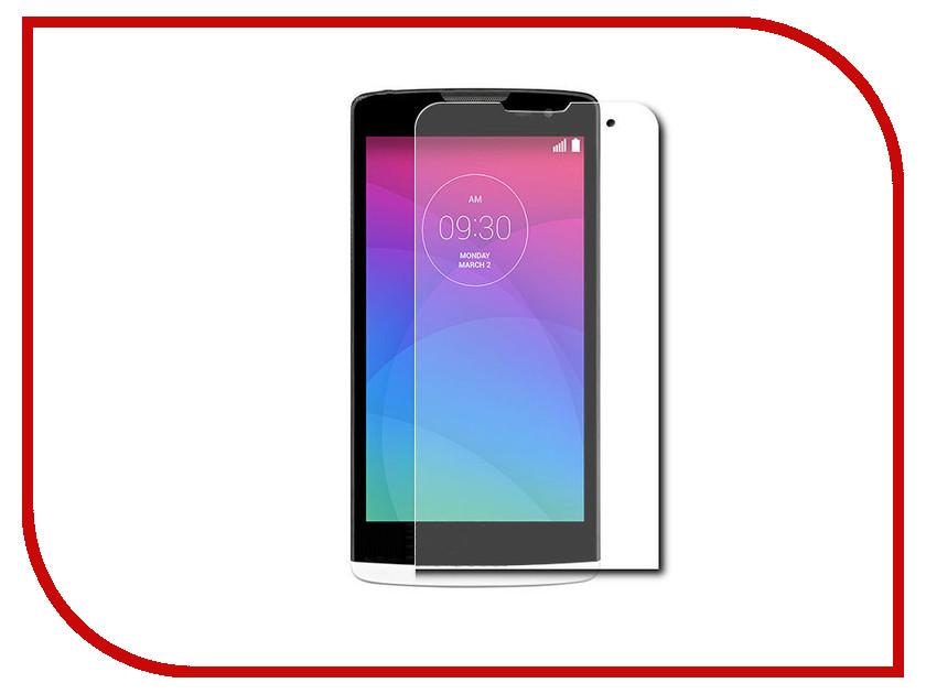 все цены на  Аксессуар Стекло защитное LG Leon BoraSCO 0.26mm  онлайн