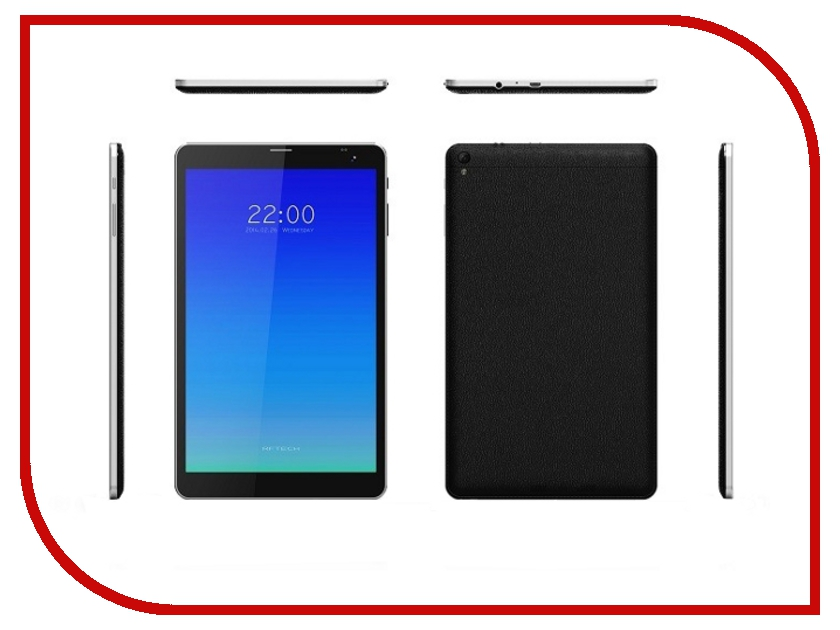 Планшет Irbis TX96 (MTK8382 1.2 GHz/1024Mb/8Gb/3G/GPS/Wi-Fi/Bluetooth/Cam/9.6/1280x800/Android)