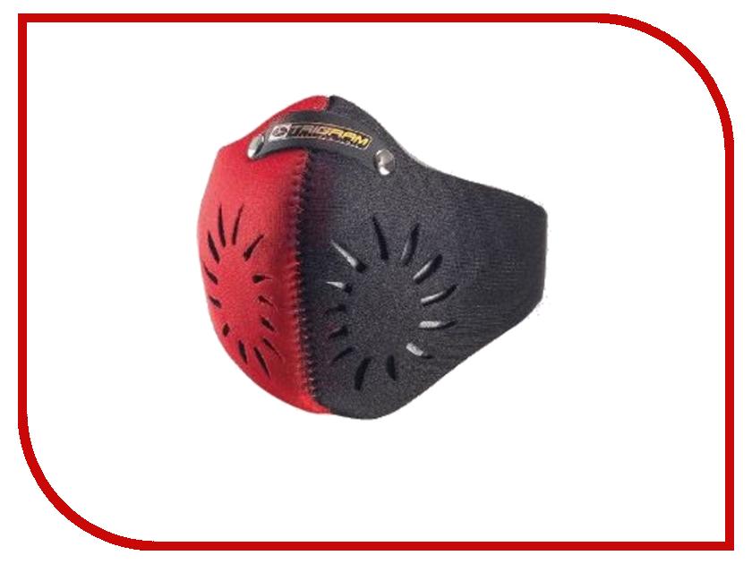 Маска Trigram MX-1 Red-Black 98534