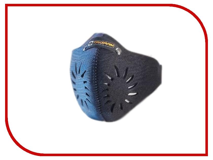 Маска Trigram MX-2 Blue 98536