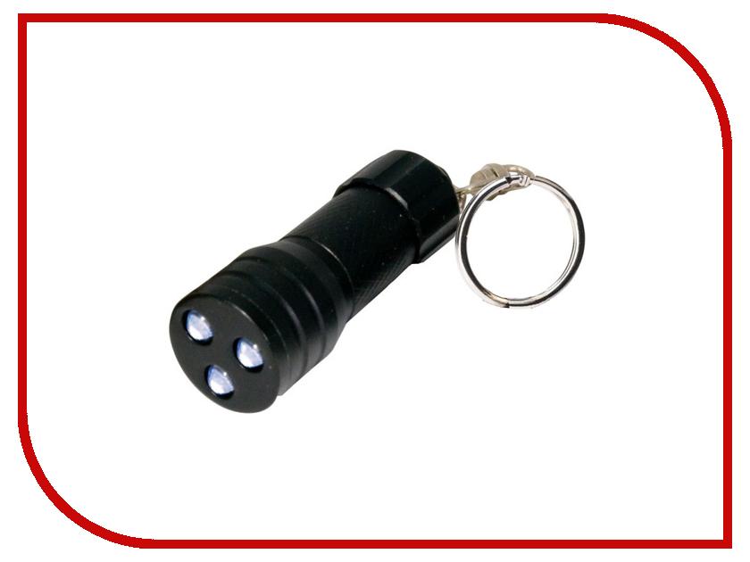 Uniel Ручной светодиодный фонарь uniel (05625) от батареек 60 лм s-ld021-c black