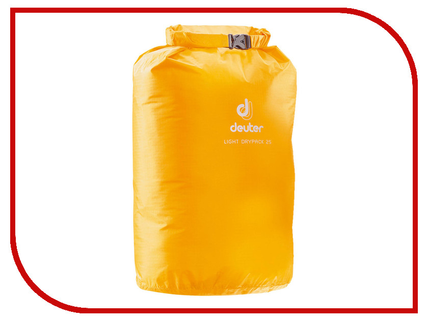 Сумка Deuter Light Drypack 25 Sun 39282-8000