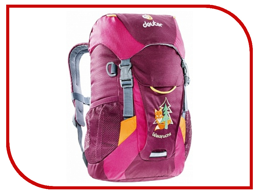 Рюкзак Deuter Family Waldfuchs Blackberry-Magenta 3610015-5053 deuter giga blackberry dresscode