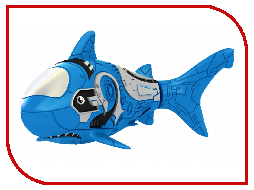Игрушка JoyD RCR-008 Акула RB011 Blue
