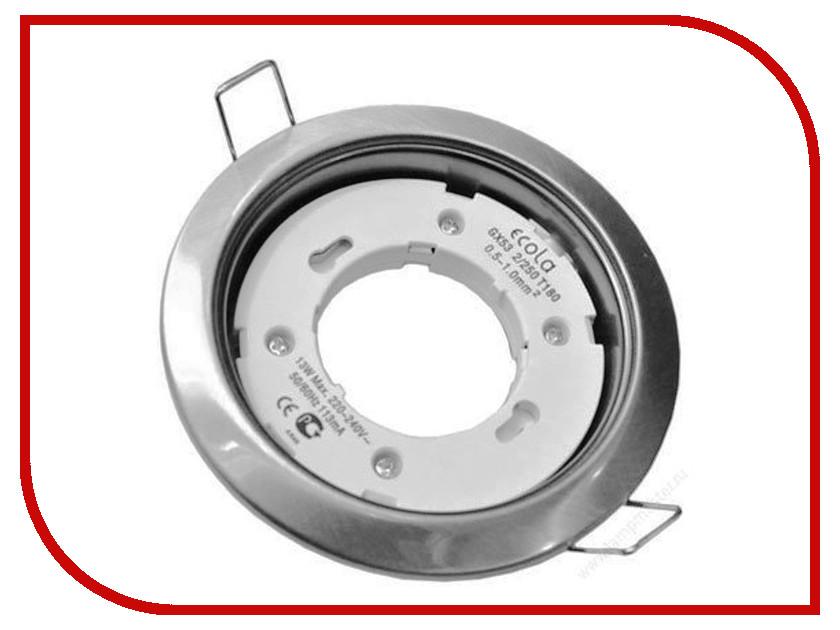 Светильник Ecola GX53 H4 220V Chrome FC53H4ECB цены онлайн
