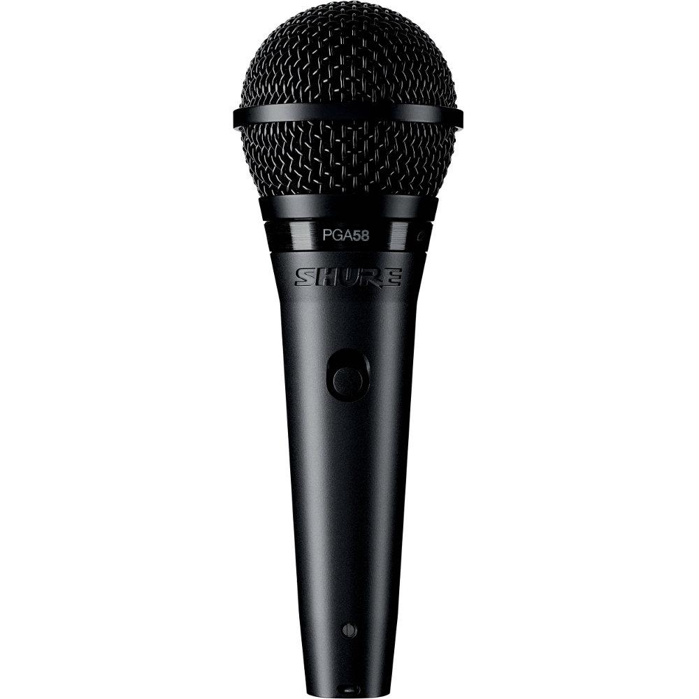 Микрофон SHURE PGA58-XLR-E<br>