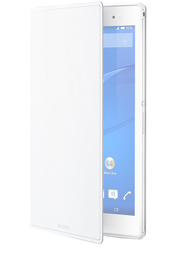 ��������� ����� Sony Xperia Z3 Tablet Compact SCR28 White