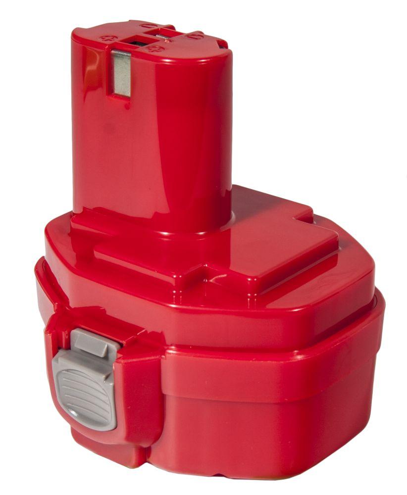 Аккумулятор Практика 14.4V 1.5Ah NiCd 031-662 для Makita аккумулятор практика 031 648 14 4в 1 5ач nicd для bosch в коробке